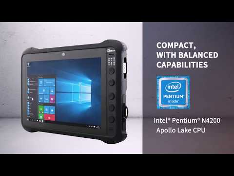 Winmate M900P 8″ Rugged Tablet Product Guide Video