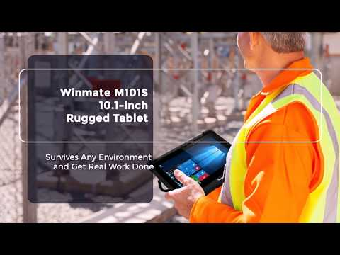 Winmate M101S Product Guide Video