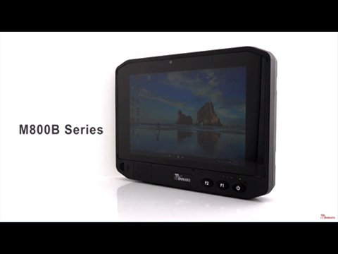 M800BW Rugged Tablet