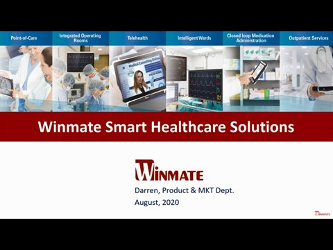 PDA, Tablet, and Display for Smart Healthcare
