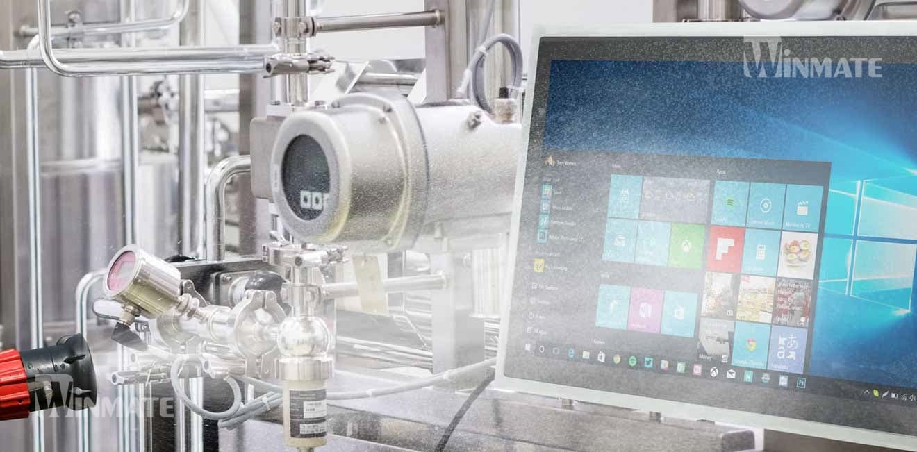 Selecting the HMI for Food Industry application