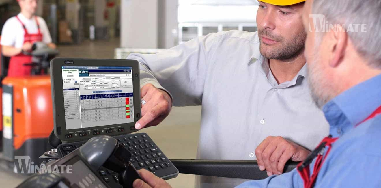 Choosing the Right Computer for Forklift application
