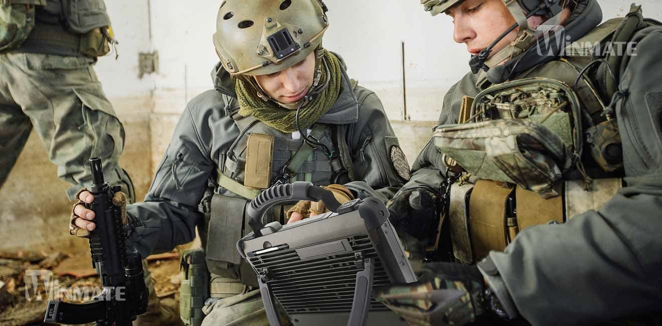 What Defines a Military Grade Rugged Tablet application
